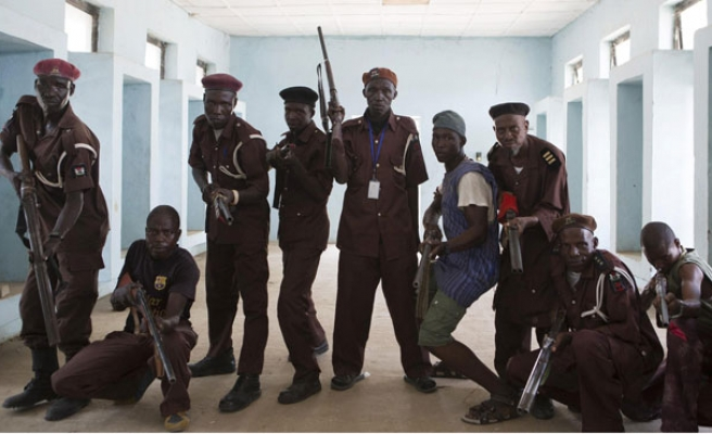 Cameroon frees 24 hostages