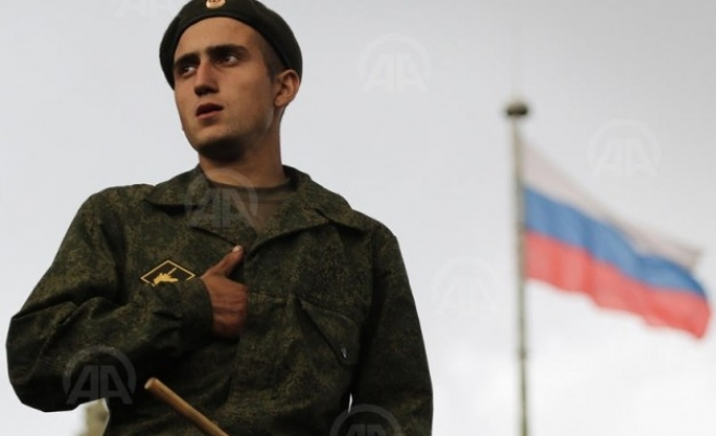 Around 700 Russian troops enter Ukraine, govt claims