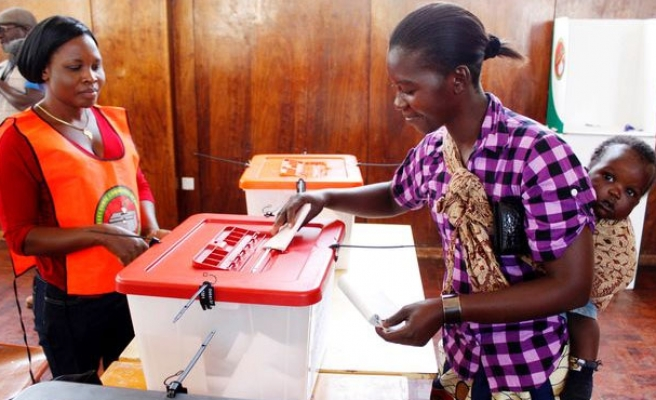 Zambians vote to elect president -UPDATED
