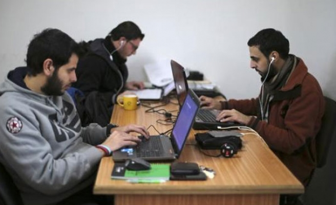 In Gaza, an IT company has Google-sized aspirations