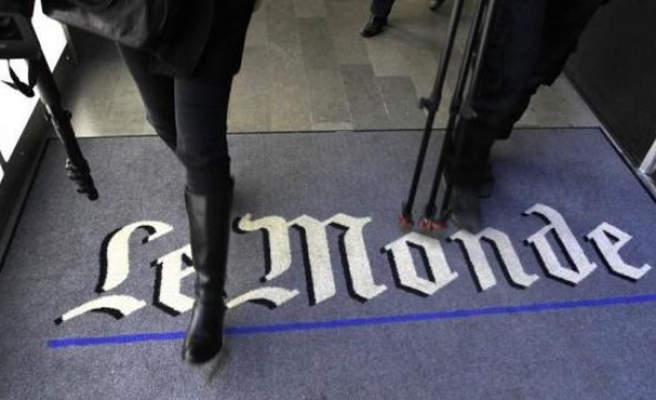 French newspaper Le Monde says Twitter account hacked