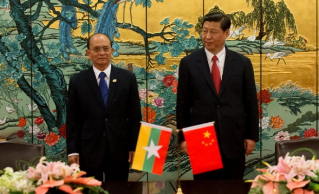 China says more than 100 Chinese loggers arrested in Myanmar