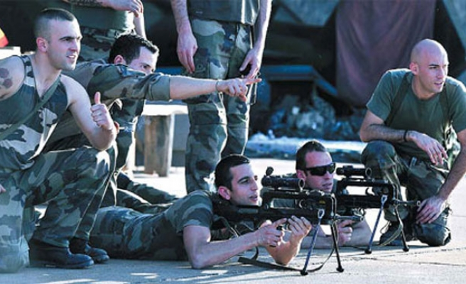French to send 40 troops to train Iraqi, Kurdish forces