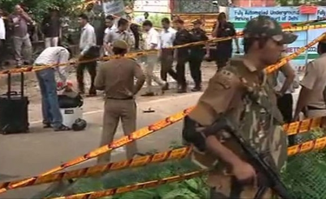 Bomb attack kills two, injures 17 at north Indian court