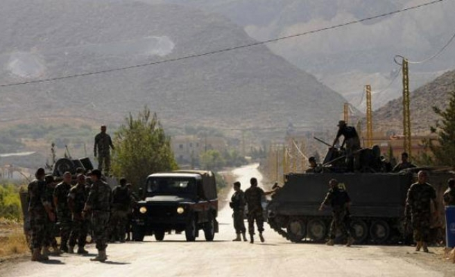 3 Lebanon troops killed in clashes with Syria militants