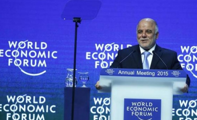 Iraqi PM says West and Iran both helping against ISIS