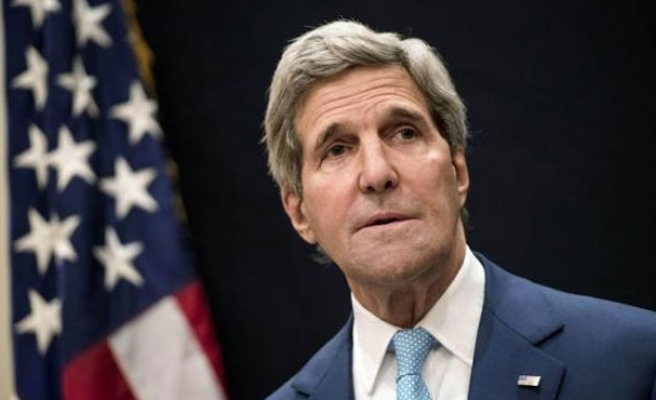 Kerry urges 'credible' Nigerian polls, warns violators