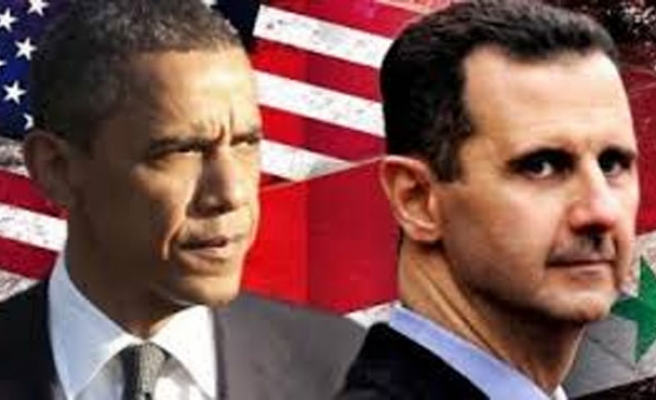 Assad seeks agreement over U.S. air strikes in Syria