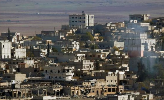 Kurds close to full control of Kobani in Syria