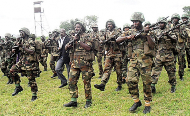 Nigerian army denies plan to 'subvert' democracy‏