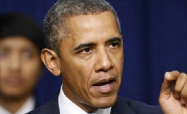 Obama rejects as 'ugly lie' notion that West at war with Islam
