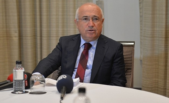 Parliament chief urges Turks abroad to be more united