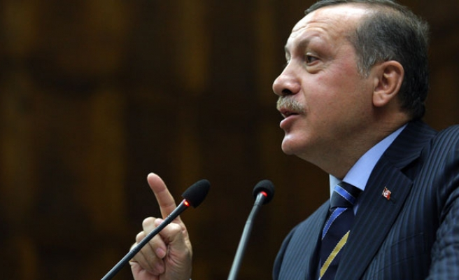 Erdogan: Solution process not a bargaining process
