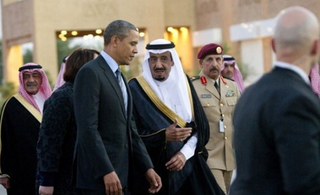 Obama to bolster crucial Saudi alliance amid Mideast unrest