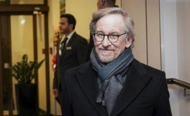 Spielberg: 70 years after Holocaust Jews still face anti-Semitism