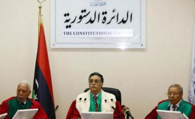 Islamic courts are formed  in eastern Libya city