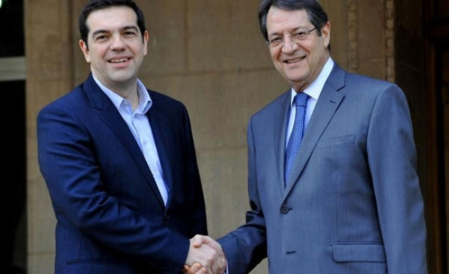 Greek PM: Cyprus issue a priority for Athens
