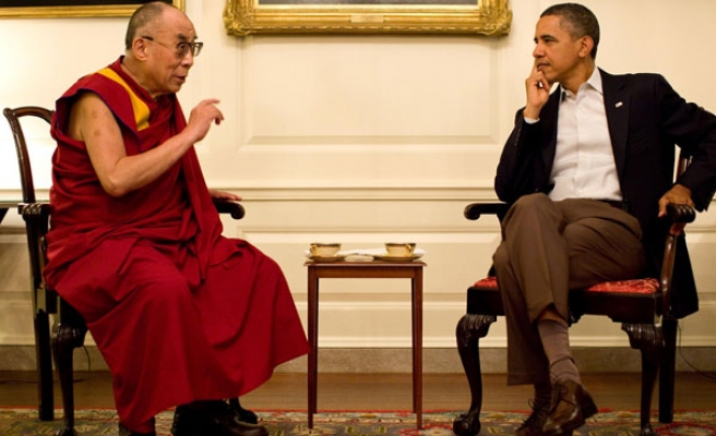 China tells U.S. it's against Obama meeting Dalai Lama