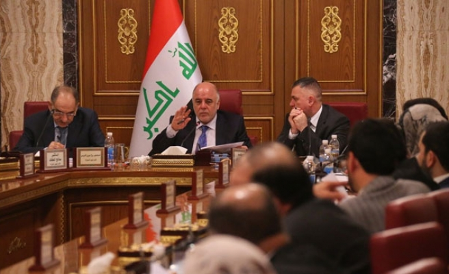 Iraqi cabinet approves draft law to set up national guard