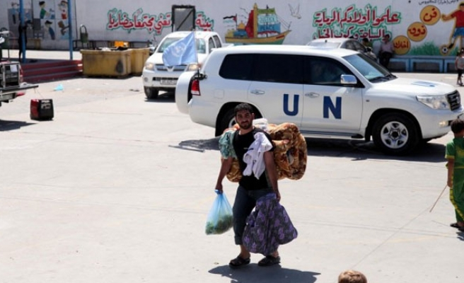 UN calls for supporting states hosting Syrian refugees