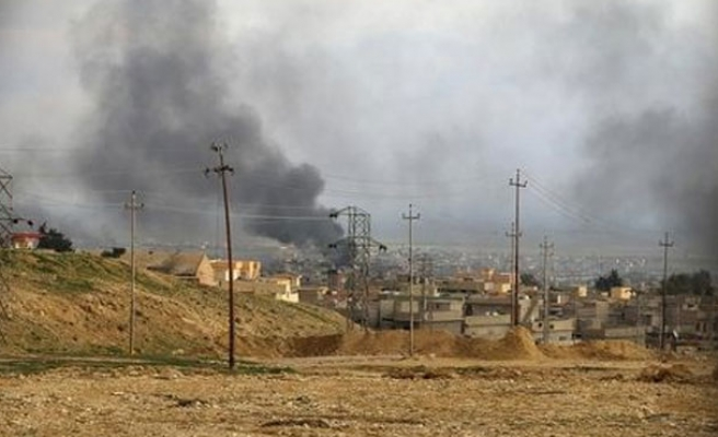 U.S led forces launch 26 air strikes in Syria, Iraq-UPDATE