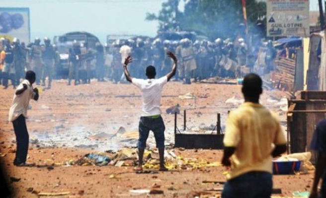 50 injured in riots in northern Guinea