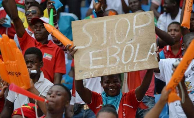 Only 40 percent of Ebola funds reached target countries