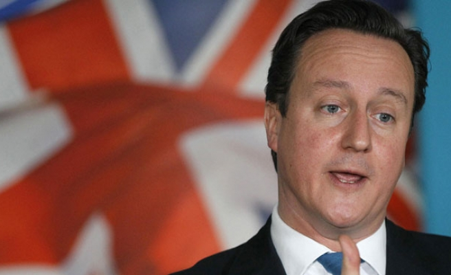 British PM to set out greater powers for Wales