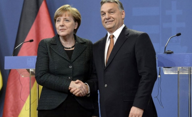 Hungary PM: strong diplomatic ties with Russia, Germany a priority