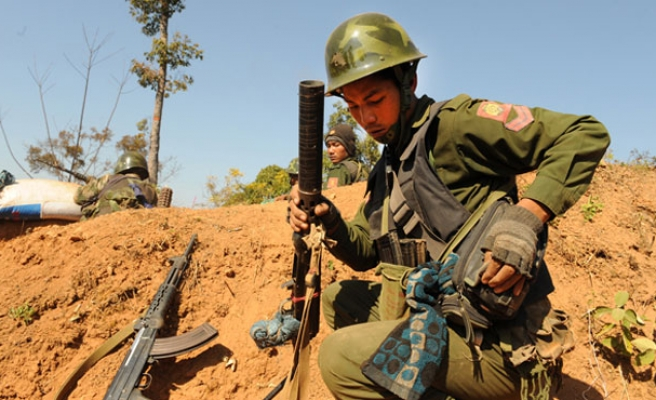 Myanmar civilians warned to stay away as fighting rages