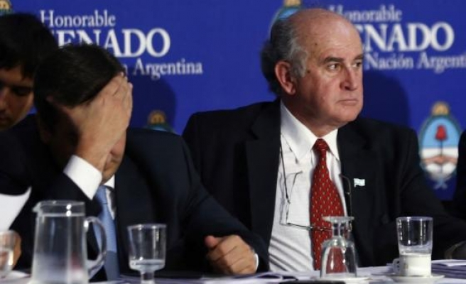 Argentina fails to find ex-spy chief tied to dead prosecutor case