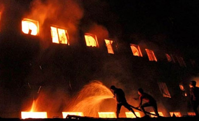Deadly 2012 Pakistan factory fire not accident: police