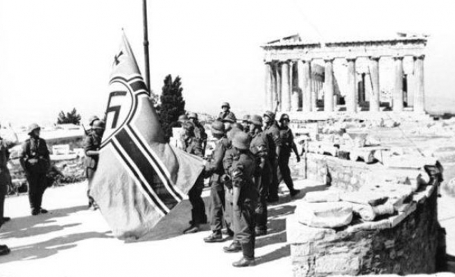 Germany rejects Greek claim for WWII reparations