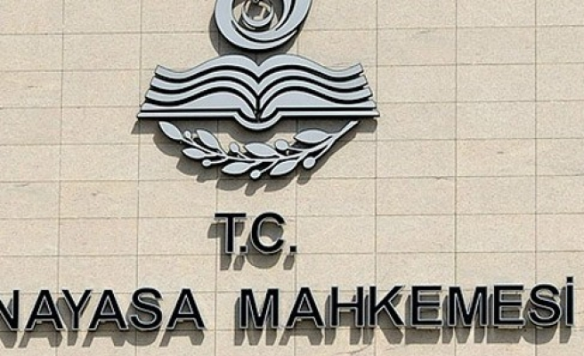 New chairman elected to Turkish Constitutional Court