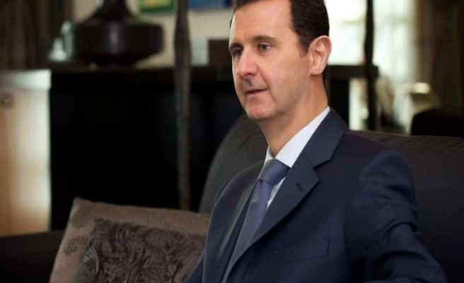 US ambivalence towards Moscow talks shows pressure easing on Syria's Assad