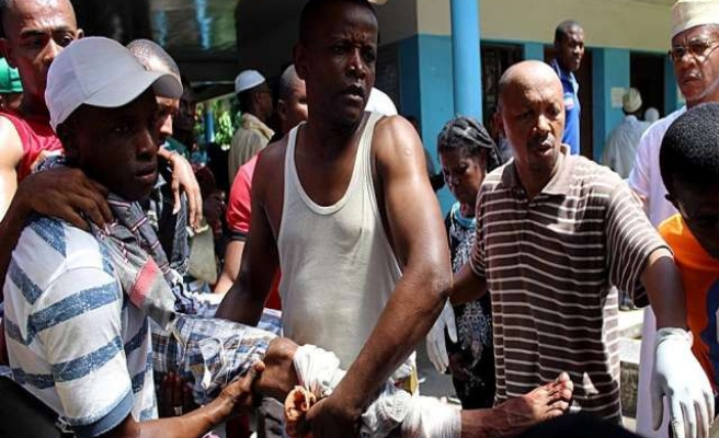 7 protesters injured in Comoros 'electricity' clashes