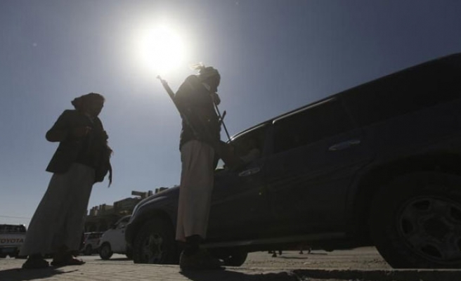 Yemen's Houthis reportedly abduct 4 media workers