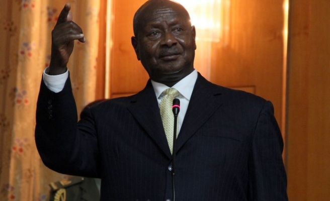 Ugandan president confirms 8 soldiers killed in Somalia