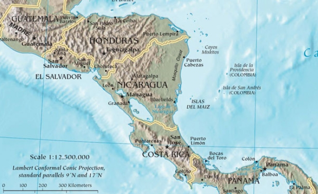 Turkey becomes observer to Central American organization