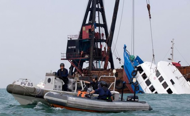 Hong Kong ferry captain convicted of causing 39 deaths