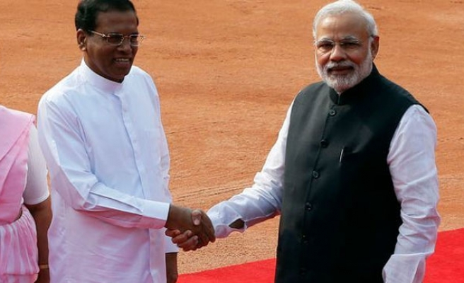 India seals nuclear energy pact with Sri Lanka