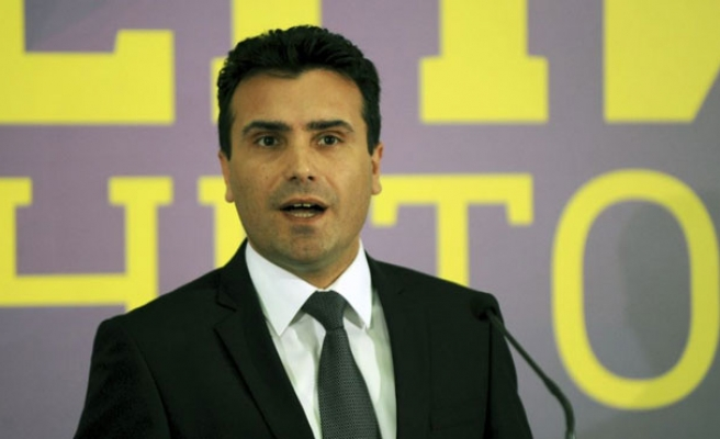 Macedonian opposition releases new material against government