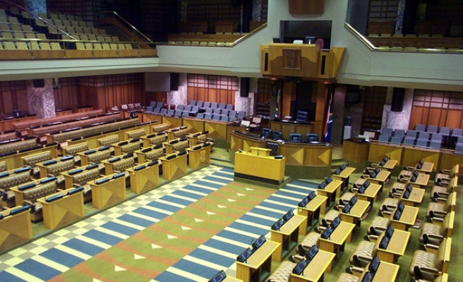 S.Africa opposition wants inquiry into parliament 'censorship'