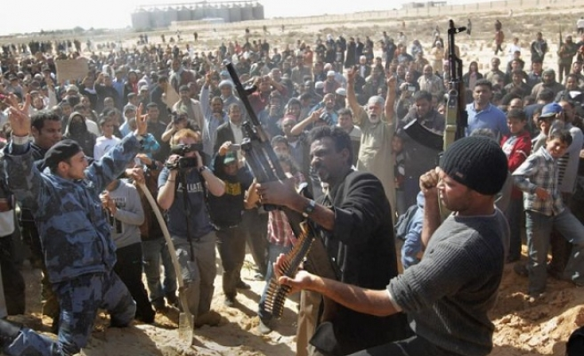 Deadly clashes in biggest city in southern Libya
