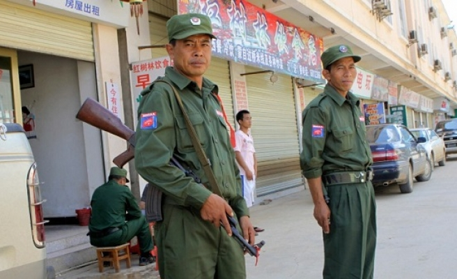 46 child soldiers returned to families by Myanmar army