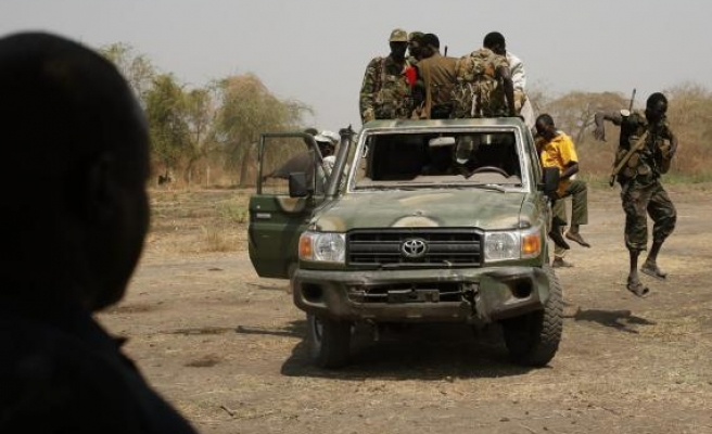 South Sudanese rebel quits, returns to government territory