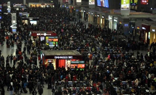 Millions in China set to travel in Year of the Sheep