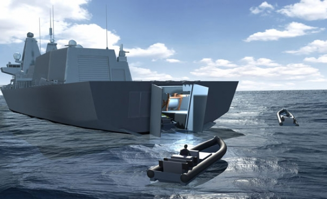 Britain signs ship design contract with BAE Systems