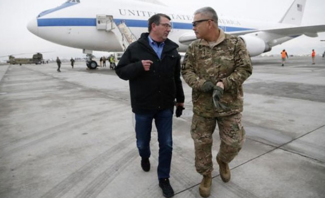 New US defence secretary conducts first Afghanistan visit
