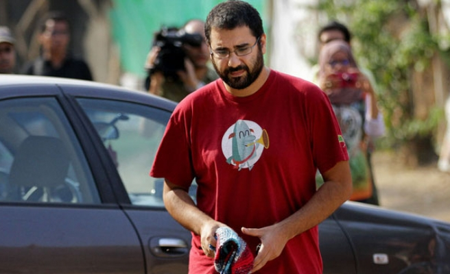 Egyptian court jails leading activist for 5 years -UPDATED